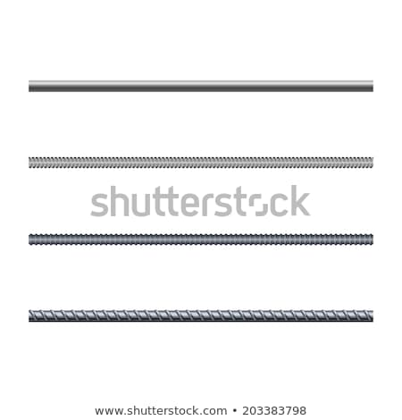 rolled metal wire stock photo © prill