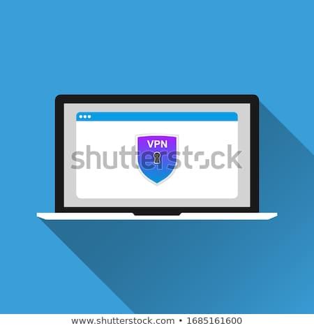 サーフィン · WWWを · グラフィック · バー · コンピュータ - ストックフォト © fenton
