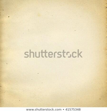 Eski buruşuk kâğıt renk Stok fotoğraf © homydesign