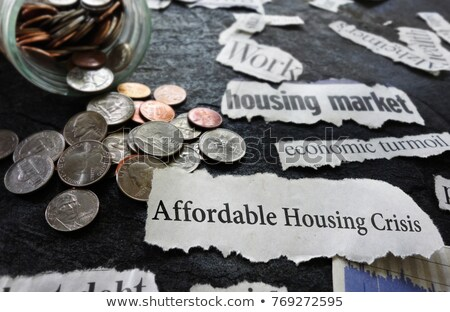 Housing Crisis Stock photo © Lightsource