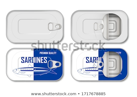 sardines tin can stock photo © marfot