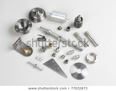 Screws and necessary part in the automobiles Stock photo © JohnKasawa