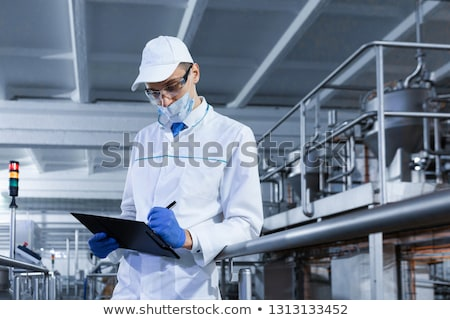 proficiency risk control stock photo © olivier_le_moal
