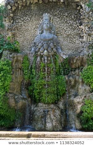 escalera · palacio · Roma · verano · día · Italia - foto stock © alessandro0770