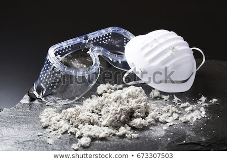 asbestos stock photo © mycola