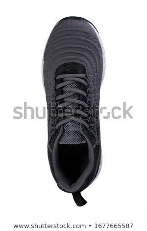 Zdjęcia stock: Sneakers From Above