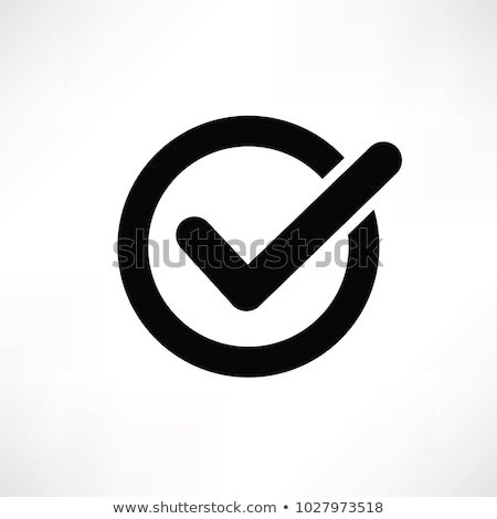 check out icon symbol stock photo © fenton