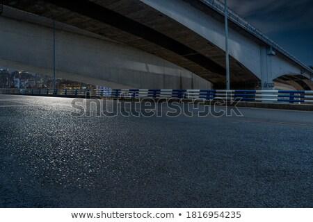 under the bridge stock photo © visualcorruption