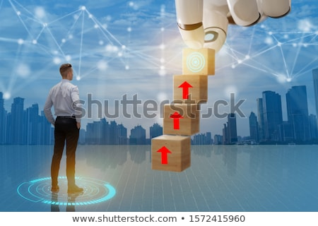Path To Profit Stock photo © Lightsource