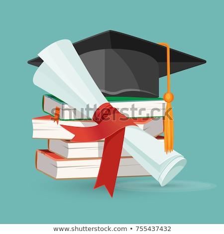 Doctor degree Stock photo © adrenalina