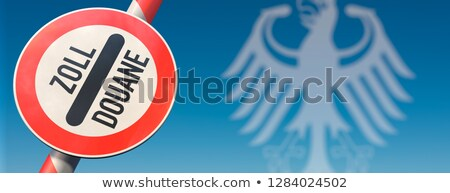 Escudo deber libre financiar placa documento Foto stock © Ustofre9