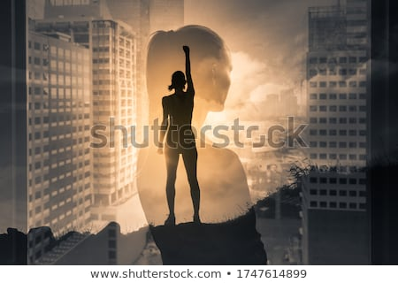 Power Of Determination Stock photo © Lightsource
