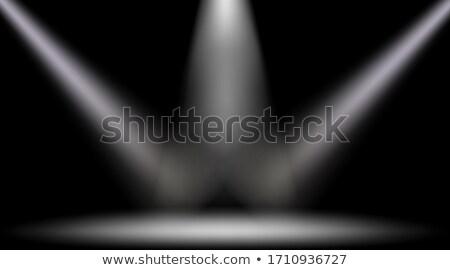 Blauw · fase · opknoping · verlichting · pijp · licht - stockfoto © andriy-solovyov