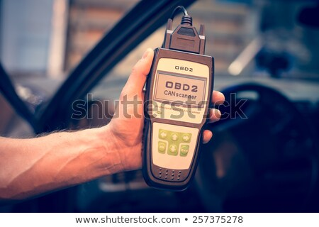 device for diagnostic system Stock photo © ssuaphoto