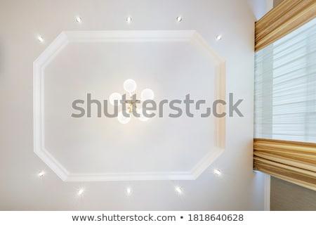 天井 グレー 広場 公共 ビジネス ストックフォト © elwynn