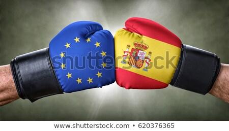 verekedés · aréna · Spanyolország · város · tájkép · utazás - stock fotó © zerbor