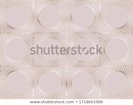 rattan weave in radial pattern stock photo © shutter5