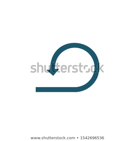 çevirmek · beyaz · yalıtılmış · 3D · görüntü - stok fotoğraf © iserg