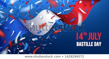republikánus · buli · gomb · fehér · kék · csillag - stock fotó © oakozhan