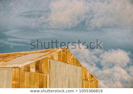 заброшенный · Квинсленд · старые · дома · здании - Сток-фото © artistrobd
