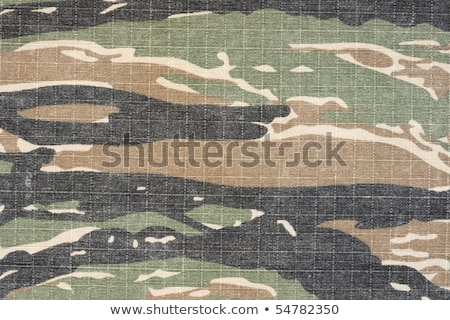 Soldiers in Green Berets. Special forces. Army seamless backgrou Stock photo © popaukropa