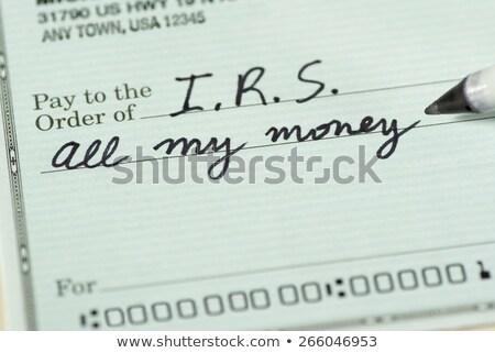 налоговых · подчеркнуть · оранжевый · большой · текста - Сток-фото © lightsource