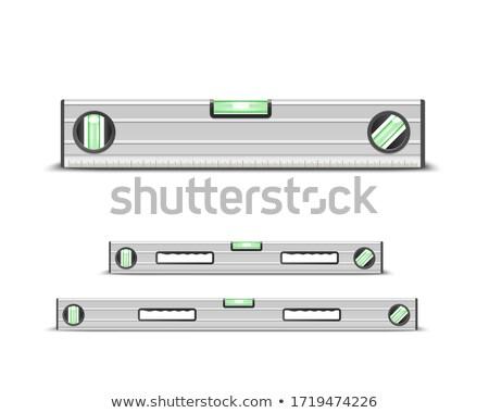 building level tool Stock photo © studiostoks