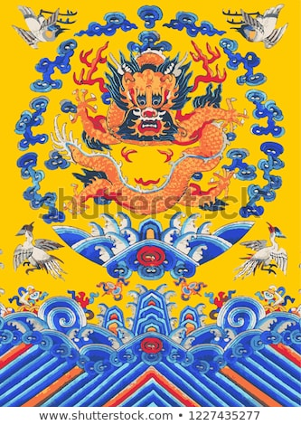 Chinese King Stock photo © craig