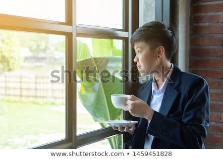 事業者 カップ ブレーク ディレクター ストックフォト © robuart