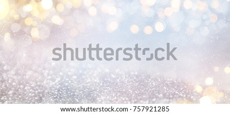 blue holiday sparkling glitter abstract background luxury shiny stock photo © anneleven