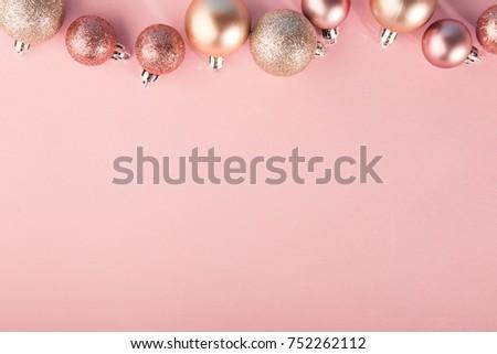 Рождества праздник розовый Vintage праздников Сток-фото © Anneleven