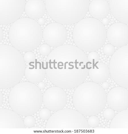 vector seamless square light gray styrofoam pattern   abstract t stock photo © pzaxe