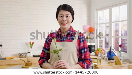 スリム · 女性 · 立って · シーソー · 木製 · 少女 - ストックフォト © artfotodima