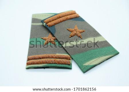 Ruso militar ejército personas uniforme Foto stock © popaukropa