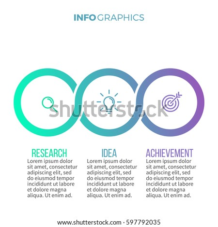 design · layout · circulaire · graphique - photo stock © kyryloff