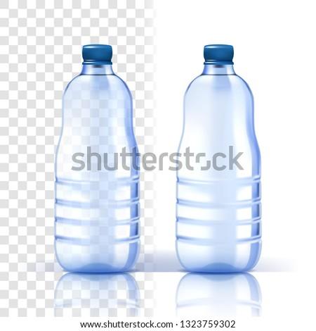 plástico · botella · vector · pureza · clásico - foto stock © pikepicture
