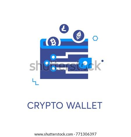 Değiştirme cüzdan ikon madeni para iş Internet Stok fotoğraf © Winner