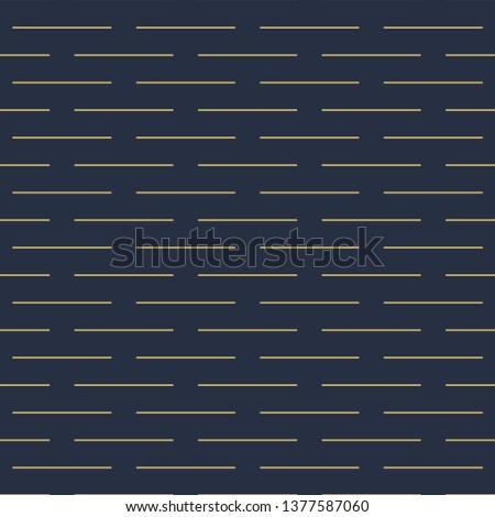 Wektora geometryczny bezszwowy wzór pasiasty bogate Zdjęcia stock © ExpressVectors