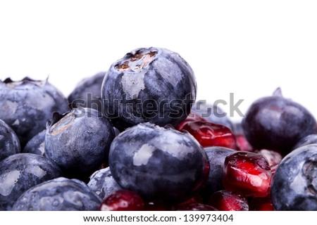 Stockfoto: Vers · ruw · organisch · zomer · bessen · exotisch