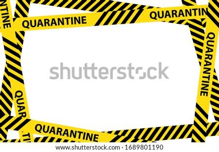 Verbod teken politie lijn wazig brug Stockfoto © artjazz