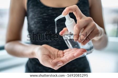 стороны стиральные личной гигиены женщину рук мыло Сток-фото © Maridav