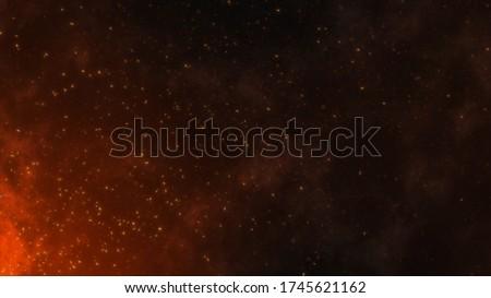 роскошь красный золото блеск частицы черный Сток-фото © fresh_5265954