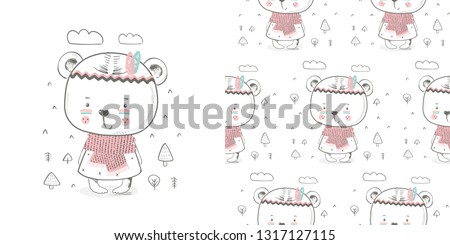 Indian Baby Boy wearing Traditional Clothes in white background Stock photo © Akhilesh