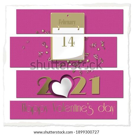 14 mooie elegante 3d tekst ontwerp gelukkig Stockfoto © bharat
