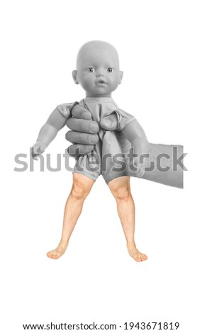 成人 赤ちゃん おもちゃ 商標 孤立した ストックフォト © michaklootwijk