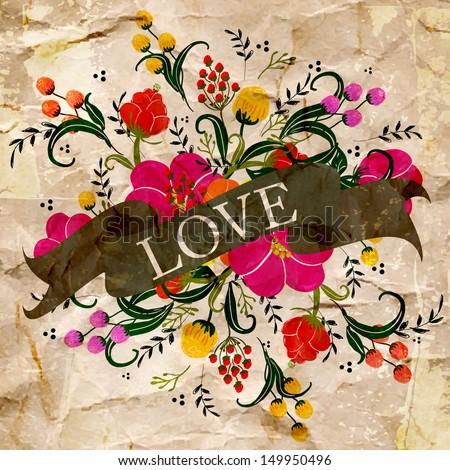valentine · padrão · corações · aves · textura · sorrir - foto stock © morphart
