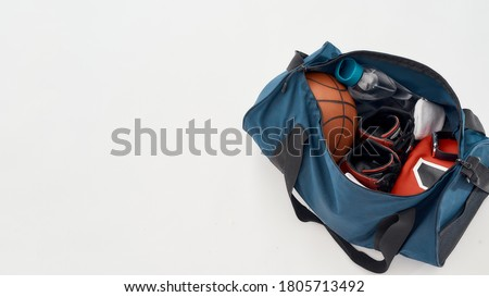 Basketball ball isolated. Sports accessory for basketball. Orang Stock photo © MaryValery