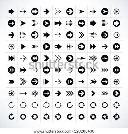 Spelen teken vector web element Stockfoto © rizwanali3d