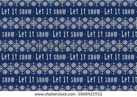 neige · mots · écrit · vintage · type - photo stock © jeksongraphics