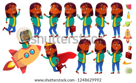 少女 子供 セット ベクトル インド アジア ストックフォト © pikepicture